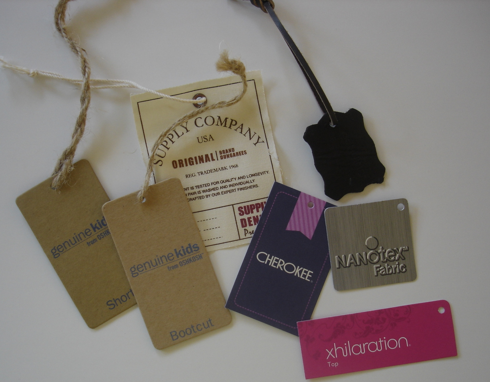 Clothing Tags: Makeover Monday- Clothing Tags